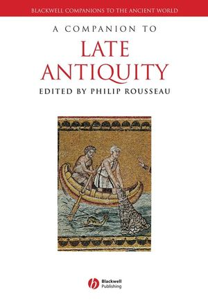 A Companion to Late Antiquity (1405119802) cover image