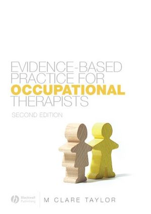 Evidence-Based Practice for Occupational Therapists, 2nd Edition (1405137002) cover image