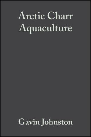 Arctic Charr Aquaculture (1405171502) cover image