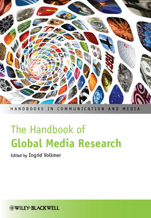 The Handbook of Global Media Research (1405198702) cover image
