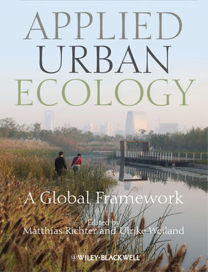 Book Cover Image for Applied Urban Ecology: A Global Framework
