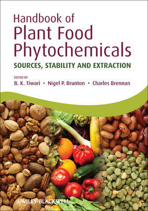 Handbook of Plant Food Phytochemicals: Sources, Stability and Extraction (1444338102) cover image
