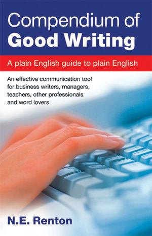 Compendium of Good Writing