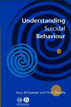 Understanding Suicidal Behaviour (1854332902) cover image