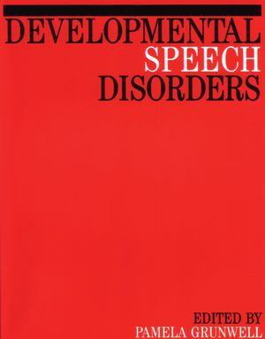 Developmental Speech Disorders, 2nd Edition