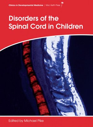 Disorders of the Spinal Cord in Children (1908316802) cover image