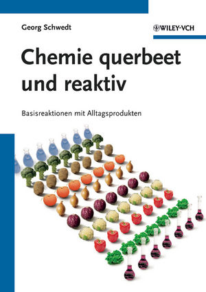 Chemie querbeet und reaktiv: Basisreaktionen mit Alltagsprodukten
