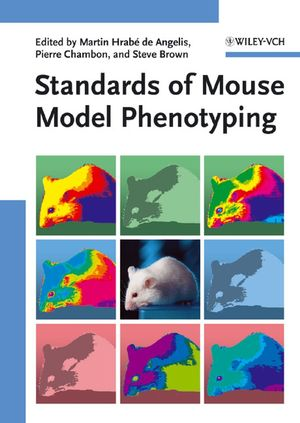 Standards of Mouse Model Phenotyping (3527608702) cover image