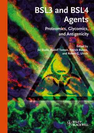 BSL3 and BSL4 Agents: Proteomics, Glycomics and Antigenicity (3527638202) cover image