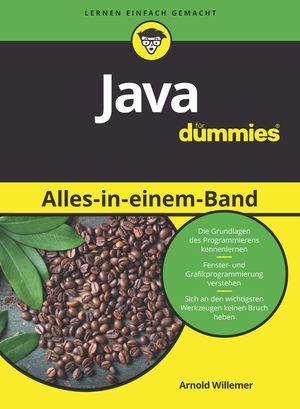 Java Alles-in-einem-Band für Dummies
