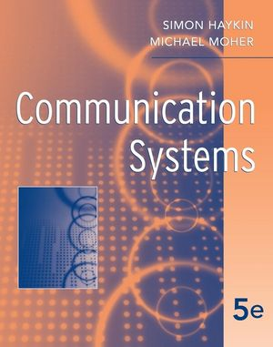 Communication Systems, 5th Edition (EHEP000602) cover image