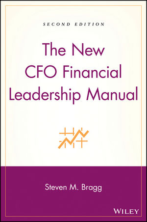 The New CFO Financial Leadership Manual, 2nd Edition (0470082003) cover image