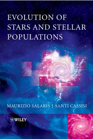 Evolution of Stars and Stellar Populations (0470092203) cover image