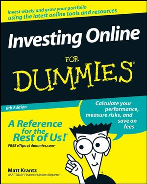 Investing Online For Dummies, 6th Edition