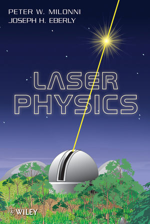 Laser Physics (0470409703) cover image