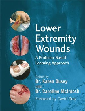Lower Extremity Wounds: A Problem-Based Approach (0470697903) cover image