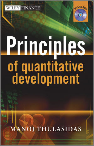 Principles of Quantitative Development