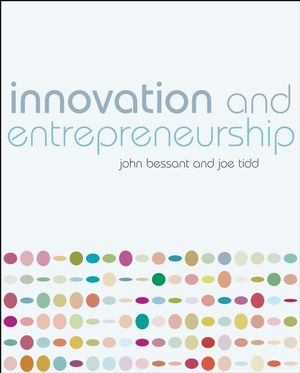 Innovation and Entrepreneurship (0470939303) cover image