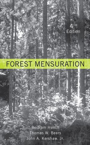 Forest Mensuration, 4th Edition (0471018503) cover image