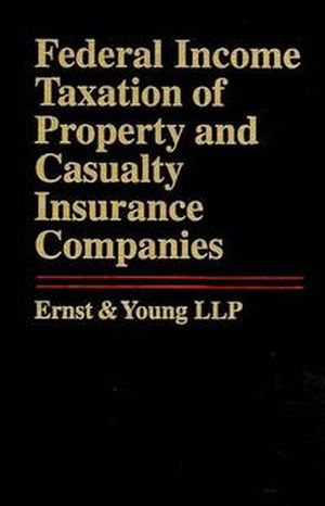 Federal Income <span class='search-highlight'>Taxation</span> of Property and Casualty Insurance Companies