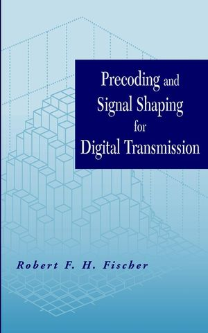 Precoding and Signal Shaping for Digital Transmission