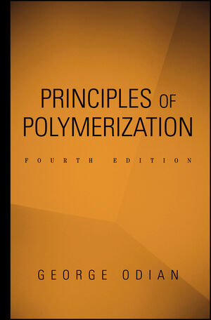 Principles of Polymerization, 4th Edition (0471274003) cover image