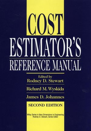 Cost Estimator's Reference Manual, 2nd Edition