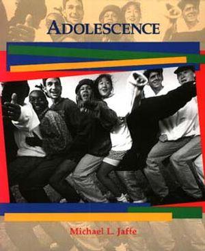 Adolescence  (0471571903) cover image