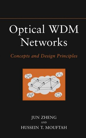 Optical WDM Networks: Concepts and Design Principles (0471671703) cover image