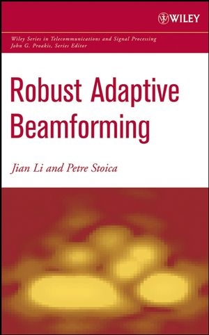 Robust Adaptive Beamforming (0471678503) cover image