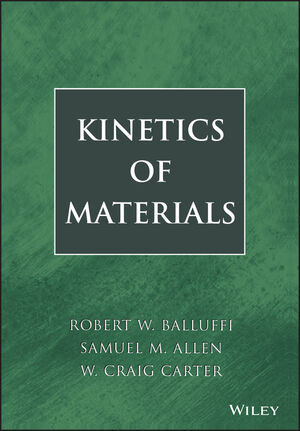 Kinetics of Materials (0471749303) cover image