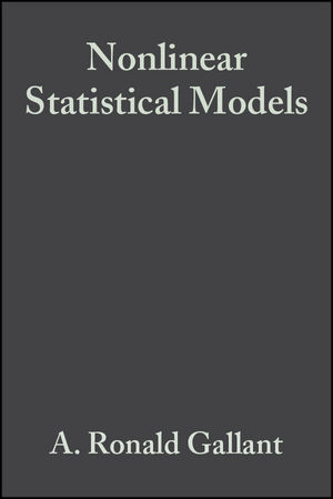 Nonlinear Statistical Models (0471802603) cover image