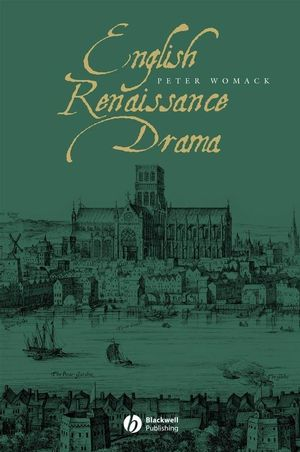 English Renaissance Drama (0631226303) cover image