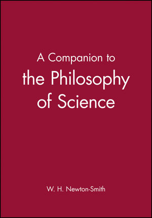 A Companion to the Philosophy of Science (0631230203) cover image