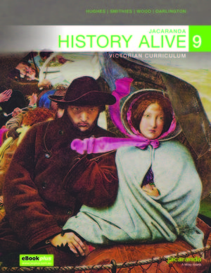 Jacaranda History Alive 9 Victorian Curriculum 2e Family ISBN