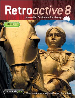 Retroactive 8: Australian Curriculum for History and eBookPLUS