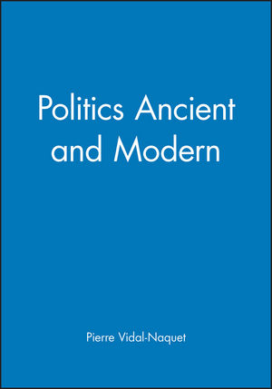 Politics Ancient and Modern (0745610803) cover image