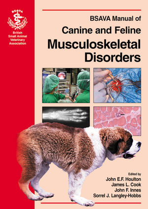 BSAVA Manual of Canine and Feline Musculoskeletal Disorders (0905214803) cover image