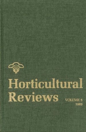 Horticultural Reviews, Volume 5