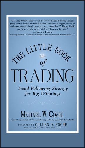 The Little Book of Trading: Trend Following Strategy for Big Winnings (1118063503) cover image