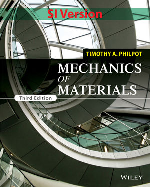 Mechanics of Materials, 3rd Edition SI Version (1118322703) cover image