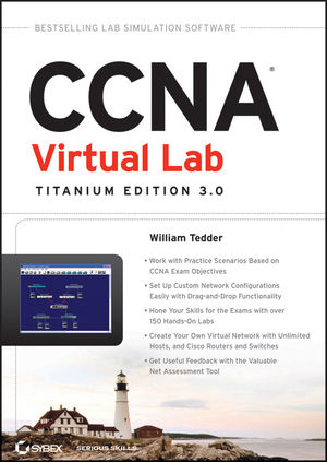 CCNA Virtual Lab, Titanium Edition 3.0 Service Fee (1118534603) cover image
