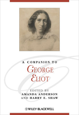 A Companion to George Eliot (1118541103) cover image