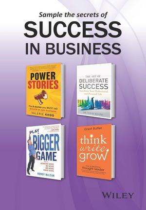 Business Reading Sampler, Volume 1: Book Excerpts by Grant Butler, David Keane, Valerie Khoo and Rowdy McLean