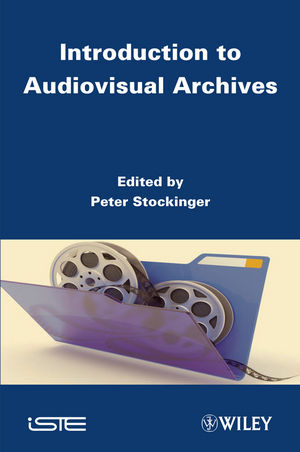 Introduction to Audiovisual Archives (1118566203) cover image