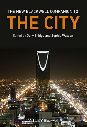 The New Blackwell Companion to the City (1118655303) cover image