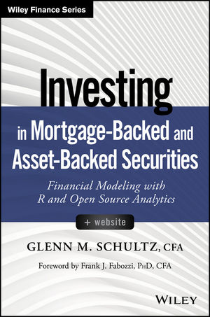 Investing in Mortgage-Backed and Asset-Backed Securities: Financial Modeling with R and Open Source Analytics, + Website (1118944003) cover image