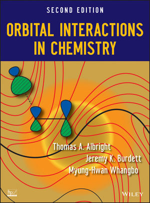 Orbital Interactions in Chemistry, 2nd Edition (1118982703) cover image