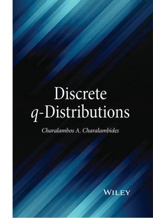 Discrete q-Distributions (1119119103) cover image