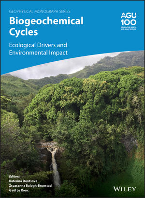 Biogeochemical Cycles: Ecological Drivers and Environmental Impact